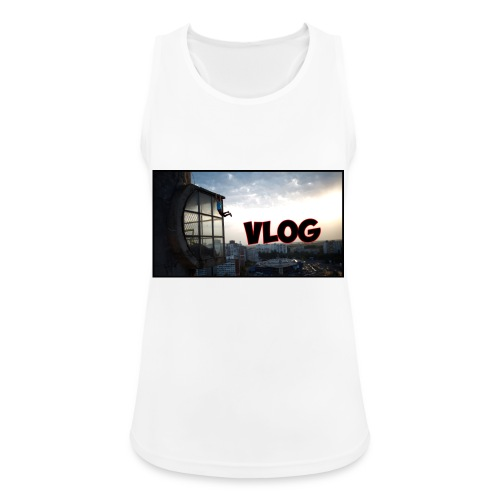 Vlog - Women's Breathable Tank Top