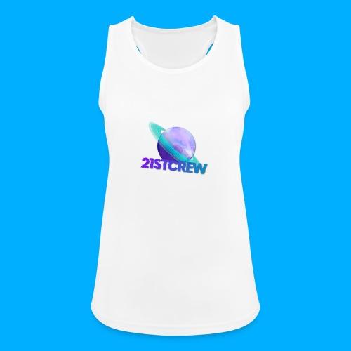 PurpleSaturn T-Shirt Design - Women's Breathable Tank Top