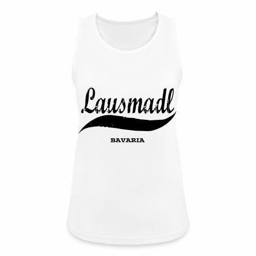 LAUSMADL BAVARIA - Frauen Tank Top atmungsaktiv