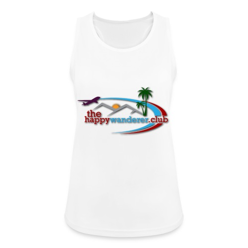 The Happy Wanderer Club - Women's Breathable Tank Top