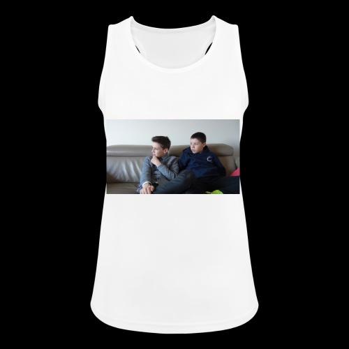 t-shirt de feyskes hd - Débardeur respirant Femme