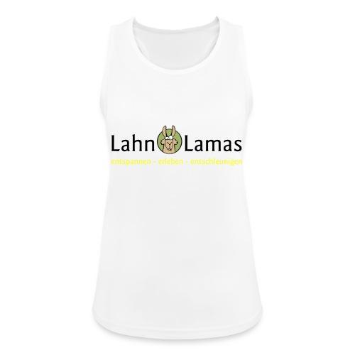 Lahn Lamas - Frauen Tank Top atmungsaktiv