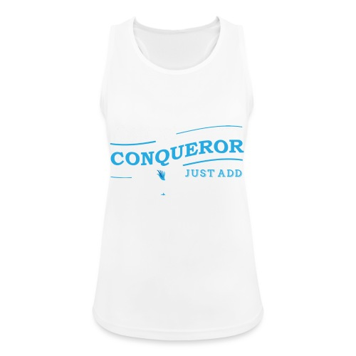 Instant Conqueror, Just Add Dragons - Women's Breathable Tank Top