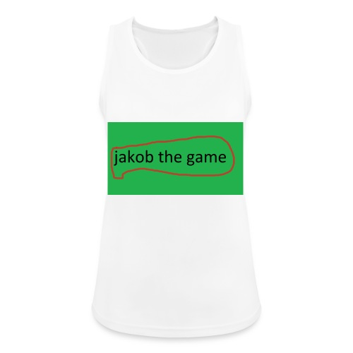 jakob the game - Dame tanktop åndbar