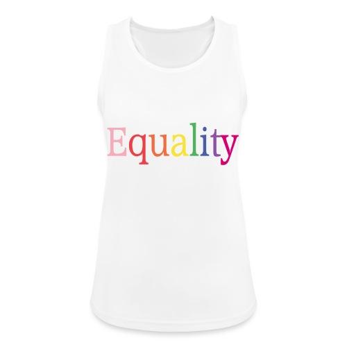 Equality | Regenbogen | LGBT | Proud - Frauen Tank Top atmungsaktiv