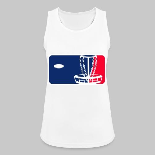 Major League Frisbeegolf - Naisten tekninen tankkitoppi