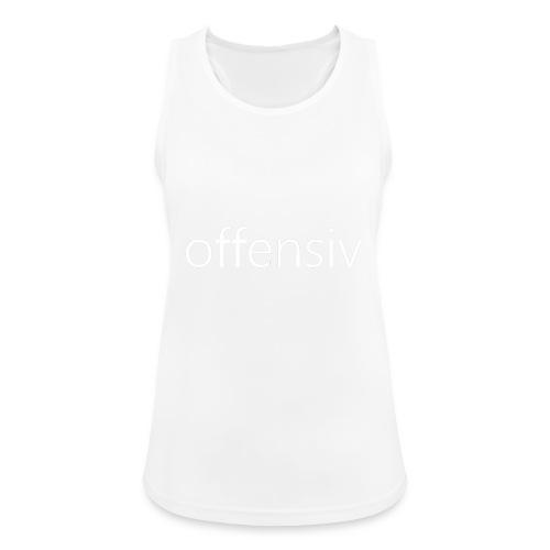 offensiv t-shirt (børn) - Dame tanktop åndbar