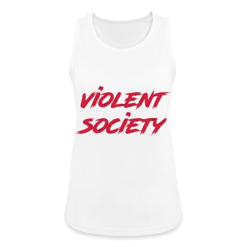 Violent Society - Frauen Tank Top atmungsaktiv