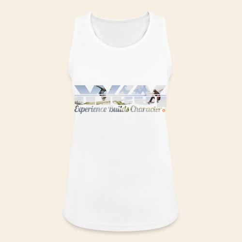 Skater Logo Tee - Vrouwen tanktop ademend actief