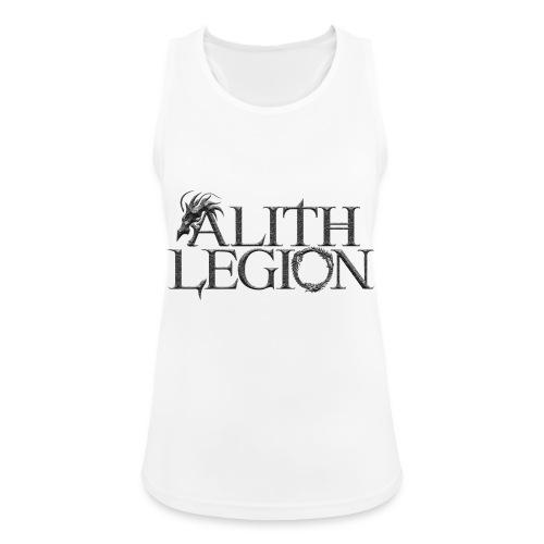 Alith Legion Dragon Logo - Women's Breathable Tank Top