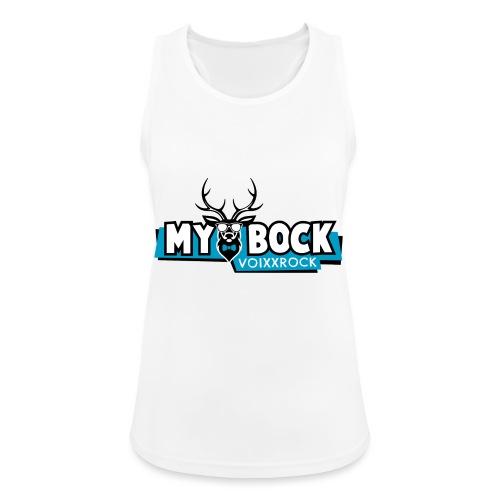 MYBOCK Logo - Frauen Tank Top atmungsaktiv