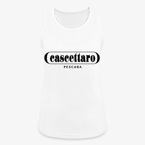 Cascettaro - Top da donna traspirante