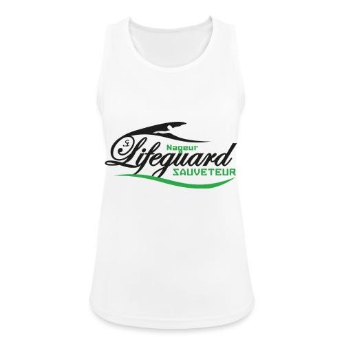 lifeguard NS - Débardeur respirant Femme