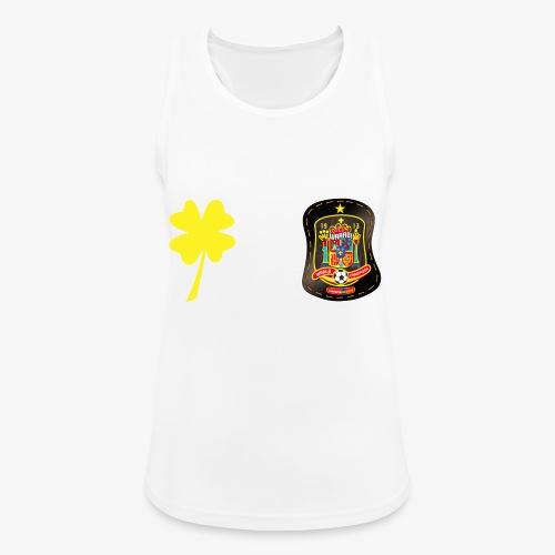 Trébol de la suerte CEsp - Camiseta de tirantes transpirable mujer
