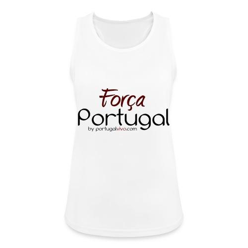 Força Portugal - Débardeur respirant Femme