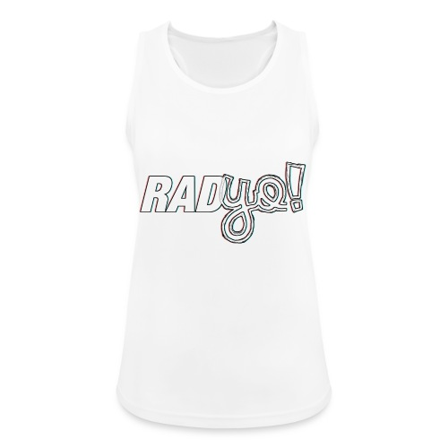 RADYO! - T-Shirt - Frauen Tank Top atmungsaktiv
