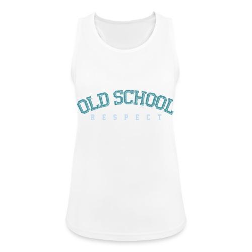 Old School Respect 02 - Vrouwen tanktop ademend actief