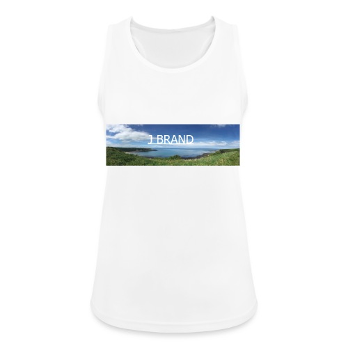 J BRAND Clothing - Women's Breathable Tank Top