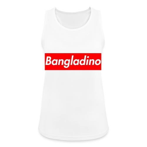 Bangladino - Top da donna traspirante