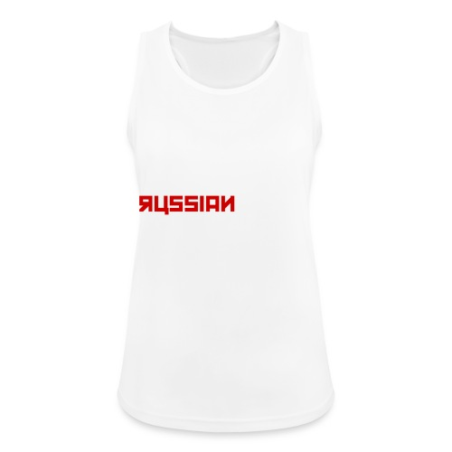Professional Russian Blue - Vrouwen tanktop ademend actief