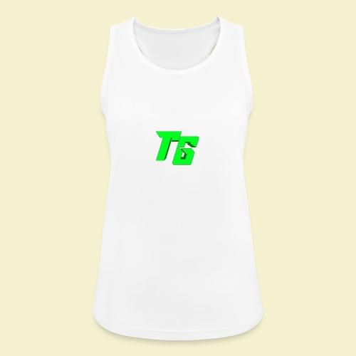 TristanGames logo merchandise - Vrouwen tanktop ademend
