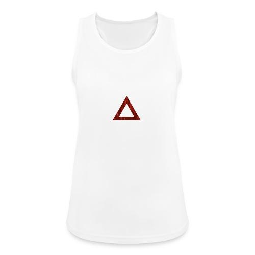 Anony - Camiseta de tirantes transpirable mujer