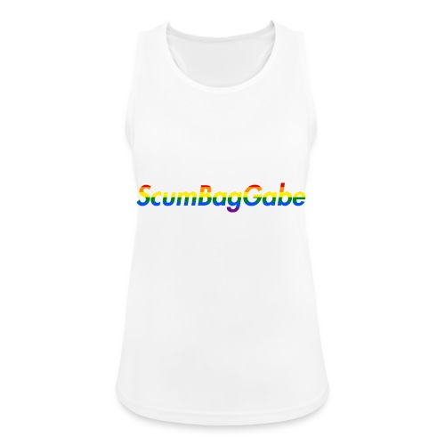 ScumBagGabe Multi Logo XL - Women's Breathable Tank Top