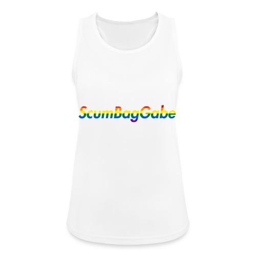 ScumBagGabe Multi Logo XL - Women's Breathable Tank Top