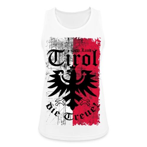 Tirol - Frauen Tank Top atmungsaktiv