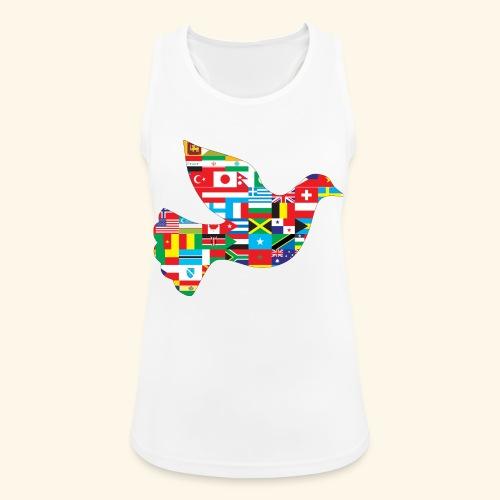countrys t-shirt - Camiseta de tirantes transpirable mujer