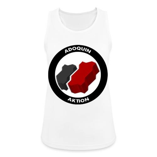 Adoquin Aktion - Camiseta de tirantes transpirable mujer