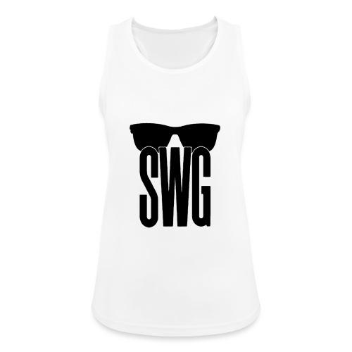 Swag - Vrouwen tanktop ademend actief