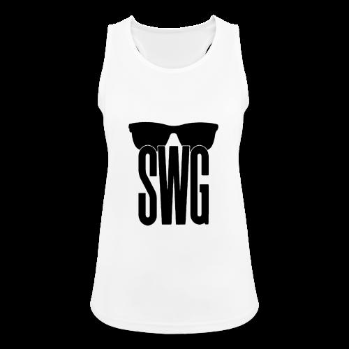 Swag - Vrouwen tanktop ademend