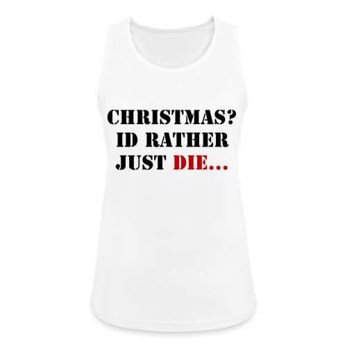 Christmas joy - Women's Breathable Tank Top