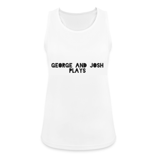 George-and-Josh-Plays-Merch - Women's Breathable Tank Top