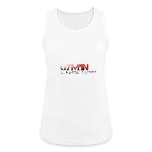 gym'in project - Débardeur respirant Femme