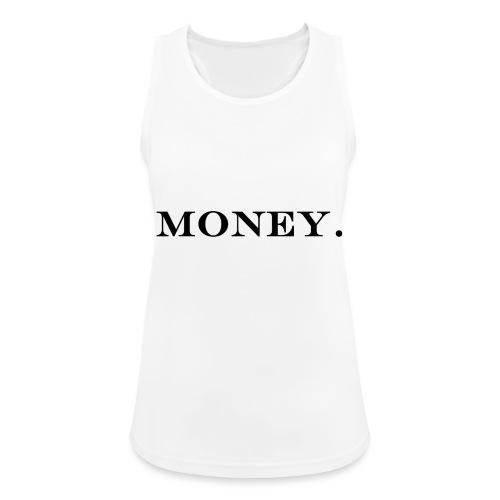 Money Geld - Frauen Tank Top atmungsaktiv