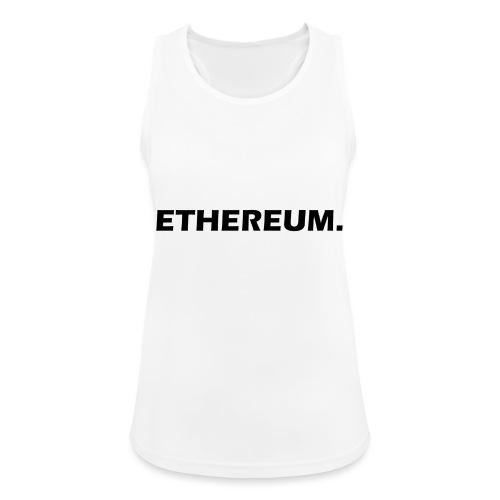 Ethereum - Frauen Tank Top atmungsaktiv