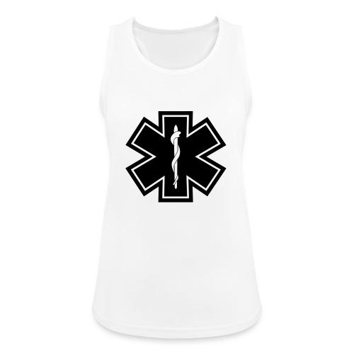 paramedic2 eps - Frauen Tank Top atmungsaktiv
