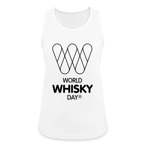 WWD logo - Women's Breathable Tank Top