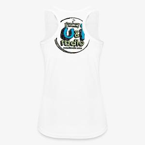 U & I Logo - Women's Breathable Tank Top