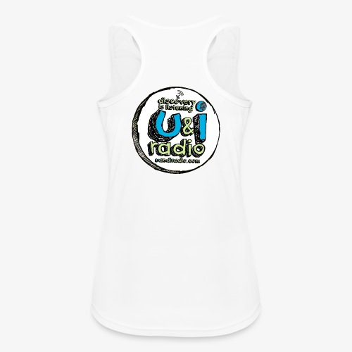 U & I Logo - Women's Breathable Tank Top