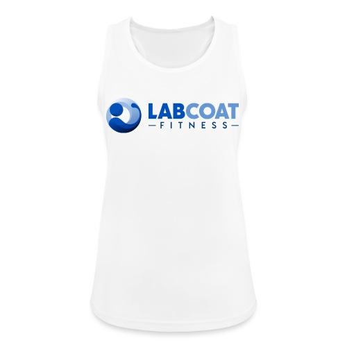 LabcCoat Logo RGB - Vrouwen tanktop ademend actief