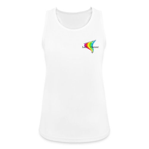Lea Dance Fan Shirt - Frauen Tank Top atmungsaktiv