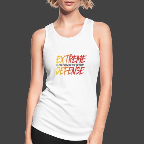 EXTREME DEFENSE - Frauen Tank Top atmungsaktiv