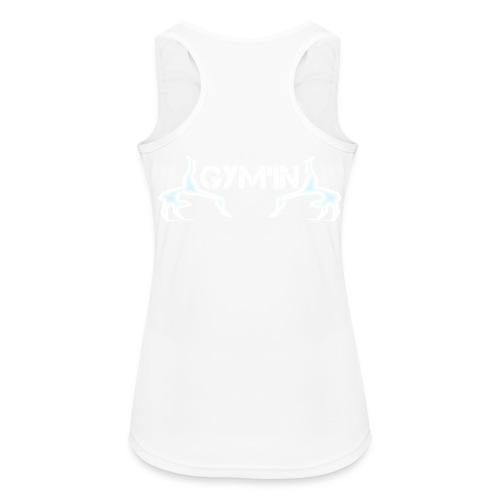 gym'n design - Débardeur respirant Femme