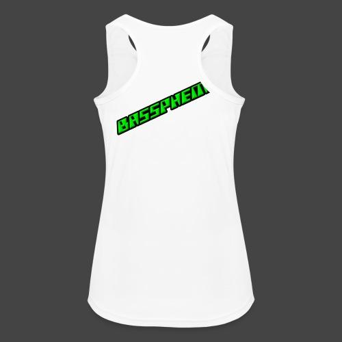 Bassphemie - Neongrün II - Frauen Tank Top atmungsaktiv