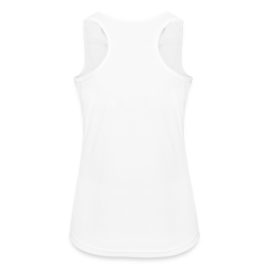 All White - Women's Breathable Tank Top