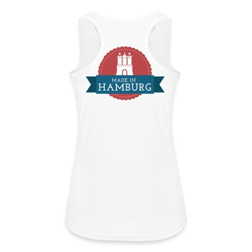 Made in Hamburg - invert - Frauen Tank Top atmungsaktiv