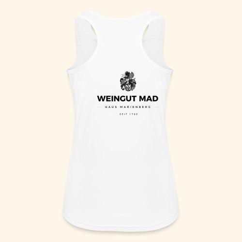 Weingut MAD - Frauen Tank Top atmungsaktiv